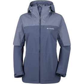 Columbia Evolution Valley II Chaqueta Mujer, nocturnal/nocturnal heather